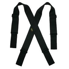 New Welch Men's Elastic Ergonomic Support Suspenders (Tall Available)