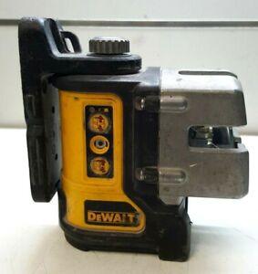 DeWalt Red Beam Self Levelling 3 Line Cross Laser Level   - DW089 - Fr $1