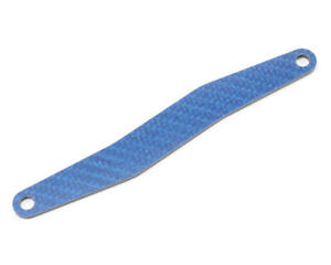 Team Associated Factory Team Graphite Battery Strap (Blue) [ASC21238]