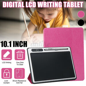 """10.1"""" Electronic Digital LCD Writing Pad Drawing Tablet Board Graphics Notepad"""