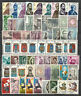 SPAIN 1965 COMPLETE YEAR STAMP COLLECTION 62 Values Mint Never Hinged