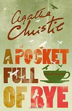 A Pocket Full of Rye (Miss Marple) by Christie, Agatha | Paperback Book | 978000