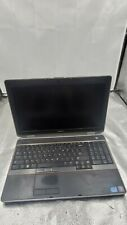 Dell Latitude E6520 Laptop (Intel i5 2nd Gen, 4GB RAM, No HDD, No Battery)