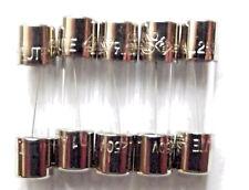 Fuse 1a  20mm LBC Anti surge T1A L 250v  Time Delay x5pcs