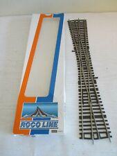 Roco Line H0 42493 Kreuzung EKW 10° für Unterflurantrieb s.Foto m.OVP WH6112
