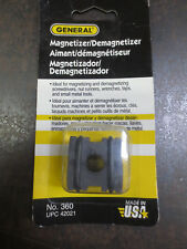 General Tools 360 Magnetizer & Demagnetizer