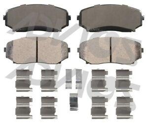 ADVICS AD1258 Ultra-Premium Ceramic Brake Pads