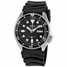 Seiko Diver's Stainless Steel Case Wristwatches for Men
