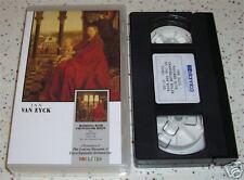 Jan Van Eyck Madonna With Chancellor Rolin VHS