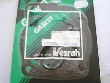 6001158 VESRAH Kit Joints haut moteur HONDA CR250R 92-99