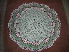 Gorgeous Star Hand Crocheted Doily NEW HI-126