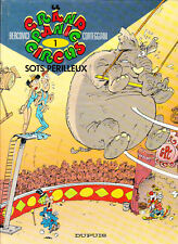 Le grand Magic Circus 1. BERCOVICI 1991. neuf