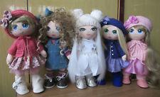 29 cm Stoff- Puppe / Doll Handmade Unikat Deko Geburtstag Geschenk Tilda ? Art