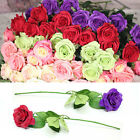 DIY Rose Craft Centerpiece Silk Flowers Bridal Gift Home Wedding Party Decor