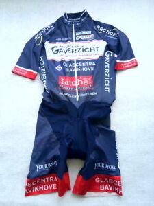 Cycling Skinsuit Speedsuit Bioracer Speedwear Padded size 3/M