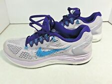 Nike Shoes LunarGlide 5 Womens Size 9 Light Violet Frost and Purple VG pre-owned