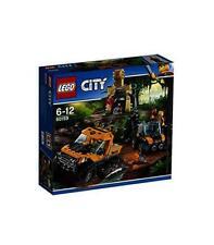 Lego City jungla Misión semioruga