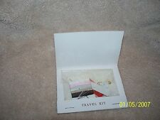 Caesars Palace Hotel Casino Travel Sewing Kit Las Vegas Nevada