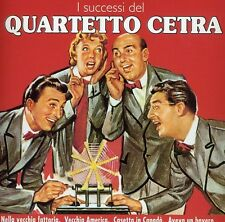 Quartetto Cetra - I Successi Del Quartetto Cetra [New CD]