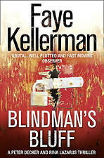 Blindman's Bluff by Faye Kellerman (Paperback) New Book
