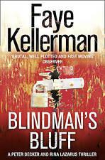 BLINDMAN'S BLUFF,FAYE KELLERMAN,New Book mon0000067423