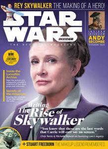 STAR WARS INSIDER #196  Newsstand Cover Edition           / 2020 Titan Magazines