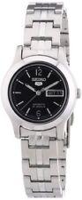 Relojes de pulsera Automatic de plata de acero inoxidable