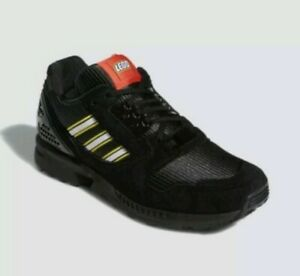 Brand New Adidas ZX8000 Lego Core Black UK 8.5 Confirmed Order Rare