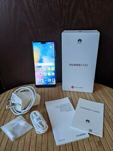 Huawei P20 Smartphone in Twilight - Unlocked - Boxed - Excellent Condition