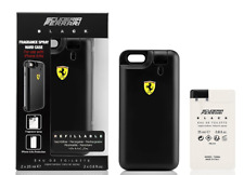 Ferrari Scuderia Fragrance Spray / Black Hard Case iPhone Cover, 25 ml