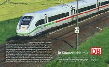 DB Aldi Ticket 1 Fahrt in Deutschland Deutsche Bahn Freifahrt  ICE / IC/ EC ////