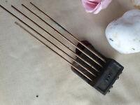 Vintage Clock Part 5 Chime Rod Part No.1