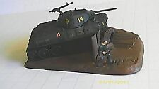 Built 1/76 T-34/76 Modell 1940 Armor Military Tank and Diorama Model