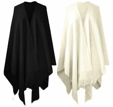 Ponchos No Pattern None Jumpers & Cardigans for Women