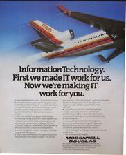 McDonnell Douglas - 1987 print ad