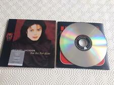 Michael Jackson You Are Not Alone  Dual CD / DVD  Single Card Sleeve