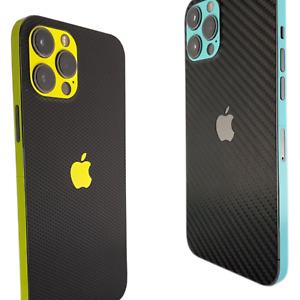 iPhone 12 Pro Max Mini Skin Aufkleber Schutzfolie für die Rückseite Wrap Case