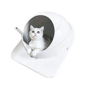 D91D Katzentoilette Reinigungssieb Schalentoilette Katzenklo Katze Kätzch Klo WC