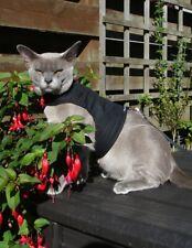 Mynwood Cat Walking Jacket Harness Vest Plain Fabrics