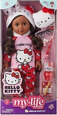 New My Life As 18-inch Poseable Hello Kitty Doll