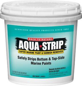 Back To Nature Aqua Strip Remover - Quart