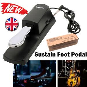 WinHolder Damper Sustain Foot Pedal for Electric Digital Piano Keyboard Yamaha