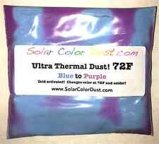 Blue to Purple -Thermal Dust Thermochromic Color-Changing COLD Sensitive pigment