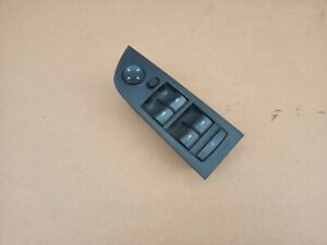 BMW 320D Pre-LCI E90 2005 - 2007 Drivers Window Switches Buttons 6948637