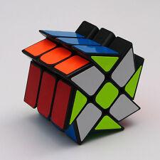 3x3x3 Skewb Magic Cube Windmill Wheel 3D Jigsaw Twist Puzzle Education Toys Gift