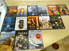Mixed Lot of 11 DVD Movies--Comedies, Action, Children, Drama