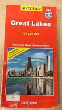 Great Lakes: GeoCenter Map (M17)
