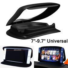 "Car Center Console Mount Holder 7-9.5"" Tablet for Bracket IPad Mini GPS Phone"