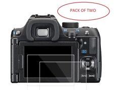 Soft Screen Protector Film for Pentax KP, K-70, K-S2,  K-7 Digital Cameras