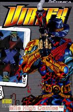VIRTEX (1998 Series) #3 A Fine Comics Book